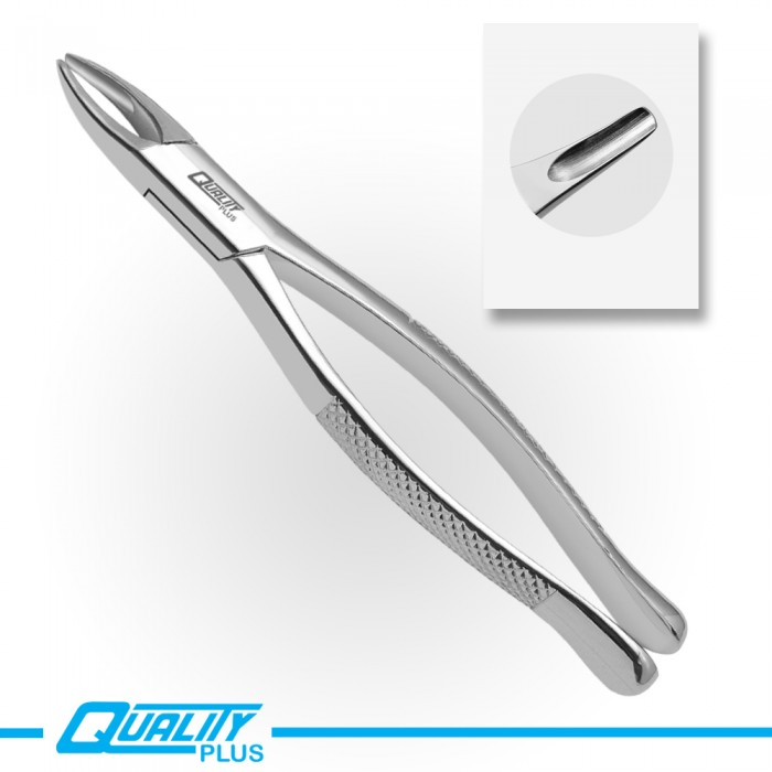 Fig: 1 Extraction Forceps American Pattern